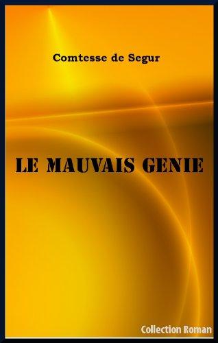 En ligne téléchargement gratuit Le Mauvais Genie epub pdf