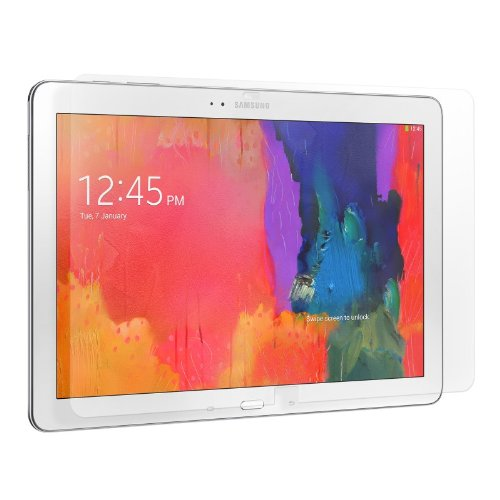 eFabrik Display Schutz Folie für Samsung Galaxy Note PRO 12.2 (SM-P900 / SM-P905) Tablet Zubehör Note Pro 12,2 Zoll kristallklar transparent