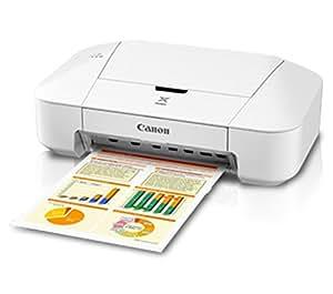 Canon IP2870 Colour Single-Function Inketjet Printer (White)