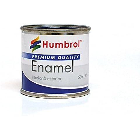 Humbrol Metálico 50ml nº 16 del oro del esmalte