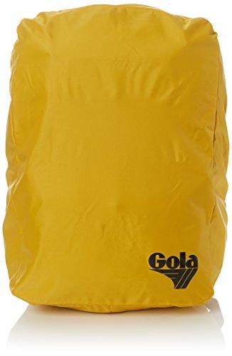 Gola Unisex-Erwachsene Fransen Henkeltaschen, 28x41x10 cm Mehrfarbig (Dark Khaki/Multi)