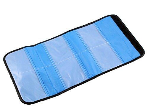 Owoda 6 tasche Nylon Portatile Conservazione UV CPL ND Filter