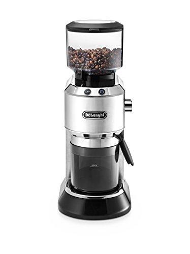 De\'Longhi KG 520.M Elektrische Kaffeemühle, silber