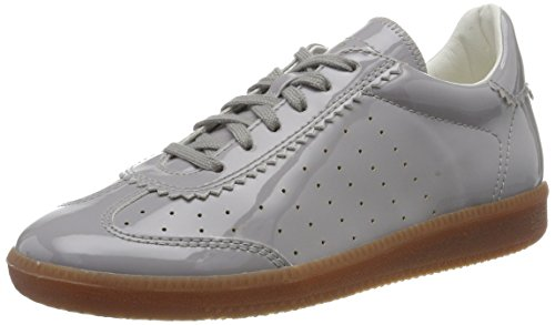 ESPRIT Trainee Lace Up, Scarpe da Ginnastica Basse Donna Grigio (light Grey 040)