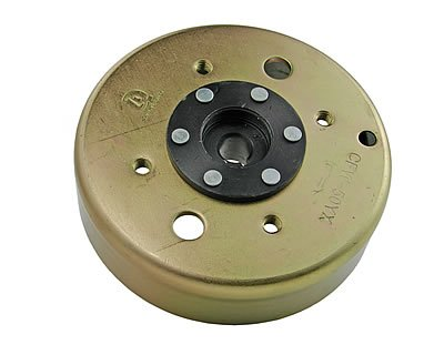 Lichtmaschine / Generator Rotor Version 1 für Motowell Magnet 4T