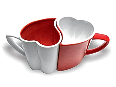 Tasse in Herzform
