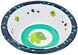 Lässig Dish Bow Melamin Schüssel aus 100% Melamin BPA-frei und rutschfest