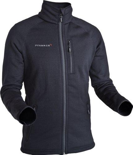 Preisvergleich Produktbild Pfanner warme Polartec® Fleecejacke 102056, Farbe:schwarz;Größe:L