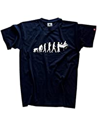 standard edition Tischtennis I evolution (echter Siebdruck - kein billigflex) T-Shirt