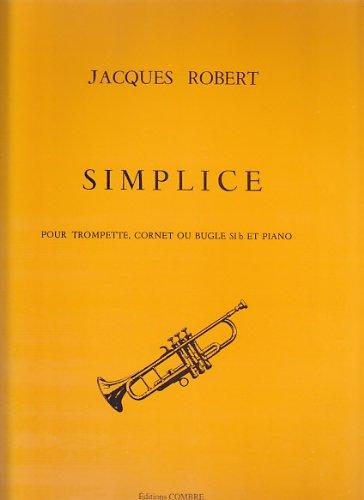 Simplice pour Trompette Sib et Piano