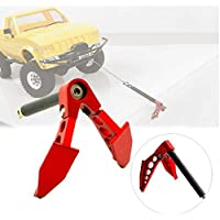 ACROPLIS 1:10 Foldable Winch Anchor Earth Anchor Decor Tool for RC Car Tamiya CC01 Axial SCX10 RC4WD D90 D110 Accessories