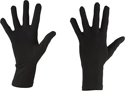 Icebreaker Handschuhe Oasis Gloves Liners, Black, L, IBM207001