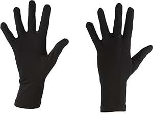Icebreaker Oasis Sous-gants Noir FR : XS (Taille Fabricant : XS)