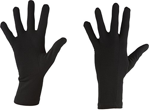 Icebreaker Adult Oasis Glove Liners Gants Black FR : S (Taille Fabricant : S)
