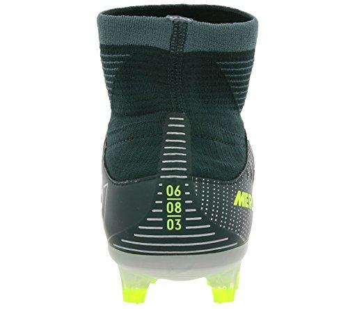 Nike 852518-376, Chaussures de Football Homme Vert