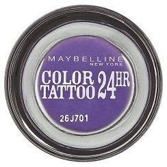 Maybelline Colour Tattoo 24 hour Eyeshadow Endless Purple