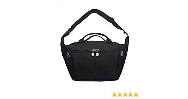 Simple Parenting Doona All Day Night Car Diaper Bag Black Amazoncouk Baby