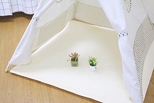 Peluche tappeto per bambini tenda Store per bambini/120* 120cm