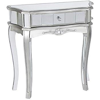 Generic Console /à Miroir pour Chambre /à Coucher Style Vintage Style Shabby Chic
