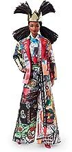 Barbie- Jean-Michel Basquiat Bambola, Multicolore, GHT53
