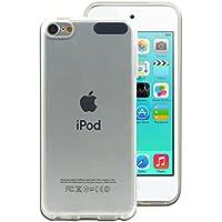 SDTEK iPod Touch 6G Funda Carcasa Case Bumper Cover Suave Crystal Silicona
