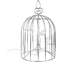 cage a oiseaux luminaires eclairage. Black Bedroom Furniture Sets. Home Design Ideas