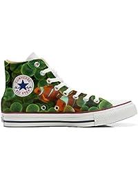 Sneaker Da E Converse Amazon Donna it 34 Rosse Scarpe TwBqI