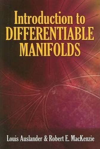 Introduction to Differentiable Manifolds (Dover Books on Mathematics)