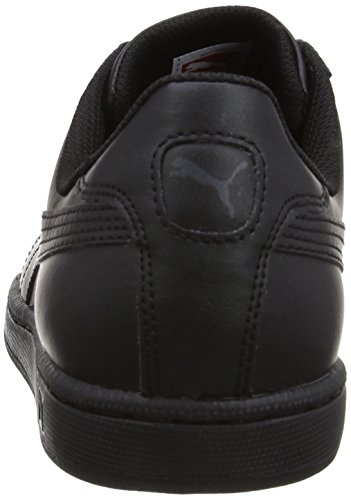 Puma Smash L, Sneakers Basses Adulte Mixte Noir (Black/Dark Shadow 04)