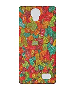 Techno Gadgets back Cover for Micromax Vdeo 1 Q4001