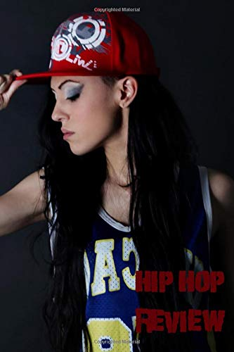 Hip Hop Review: Music Album Review Journal Rate Your Rap CD Music Collection Paperback