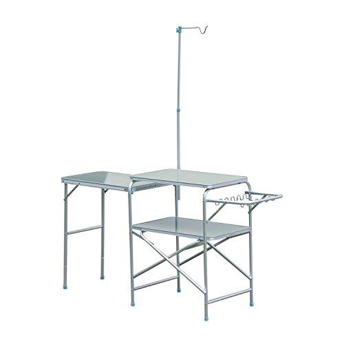 Tavoli Da Giardino In Alluminio Pieghevoli.Outsunny Tavolino Da Picnic Tavolo Da Giardino Pieghevole In Lega