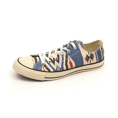 Converse Chuck Taylor All Star Homme Burnished Suede Ox, Baskets mode homme Natural