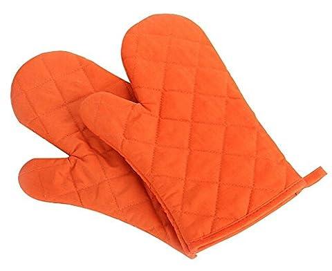 Lifeyz 1 Paar Backen Handschuhe Thick Hitzebeständiges Isolierung Wärme Proof