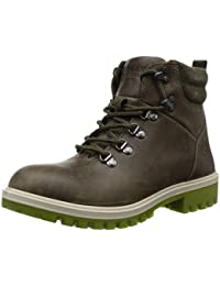 Woodland Men's Gb 2659117rt_Olive Green_10 Boots