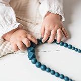 Peacock - Cadeau pour maman - Naissance - collier de portage, d'allaitement, fête...