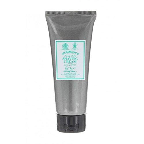 DR Harris & Co Eucalyptus Shaving Cream Tube