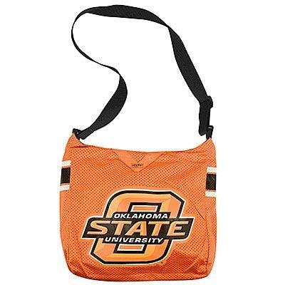 Oklahoma State University OSU Cowboys NCAA MVP Jersey Tote Bag Purse by NCAA