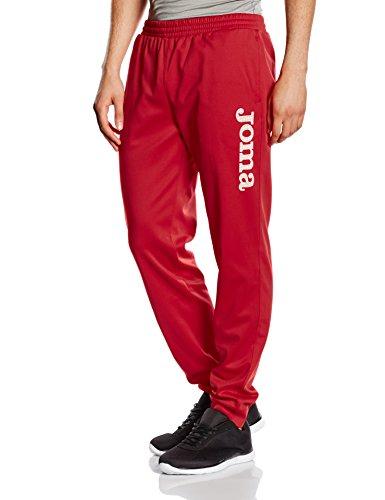 Joma Suez Pantalón, Hombre, Rojo, XL