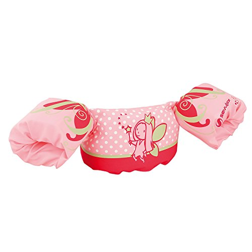 Sevylor Kinder Schwimmhilfe Puddle Jumper Deluxe, pink-rot,2000027899