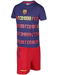 Pijama adulto del Fútbol Club Barcelona verano - XXL