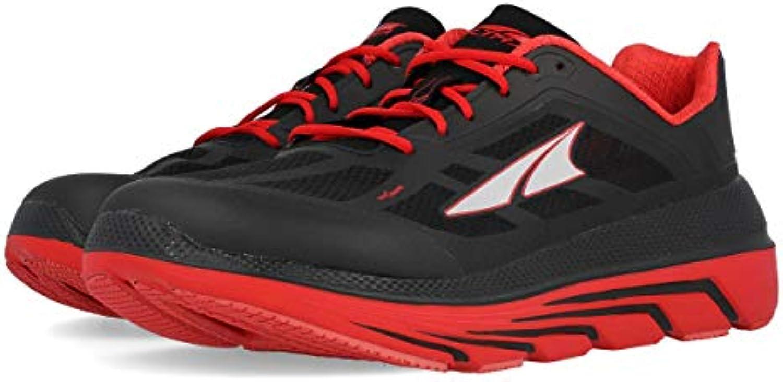 Altra Duo Duo Duo Uomo Zero Drop Road Running scarpe rosso, nero rosso, 9 UK | I Clienti Prima  7a867b