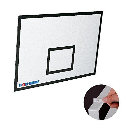 Basketball-Board aus GFK 120x90 cm, 27 mm