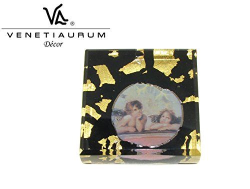 Venetiaurum - Joya decorativa en cristal de Murano, Made in Italy