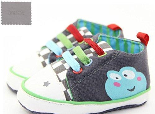 Criança Pu Sandália Cinza Crianças Tecido Xhorizon® De Bebê Couro Sapatos 4xx0qEwg