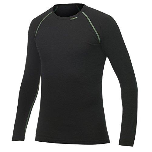 Woolpower Cache-cou Lite noir (Taille cadre: XL) sous vetement sport