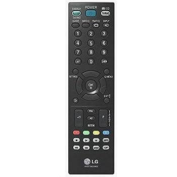 LG Fernbedienung Schwarz für verschiedene LG TV: Amazon.de
