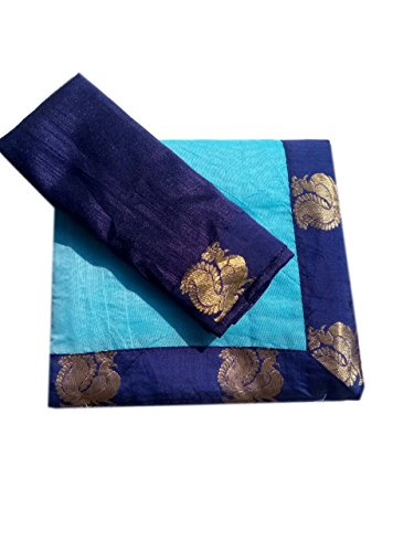 Sarees below 500 rupees party wear Sarees for Women Latest Design sarees for women party wear Sarees New Collection 2018 Sarees below 300 Rupees 1000 Rupees Sarees for Women Sky Blue Colour chanderi cotton sarees with jacquard Border & blouse kalamkari Saree Partywear saree Latest Design Wedding Collection Sarees for Women below 500 Latest sarees for Women Party wear Offer Designer Sarees Saree Combo Sarees New Collection Today Low Price saree under 300 saree under 500  available at amazon for Rs.399