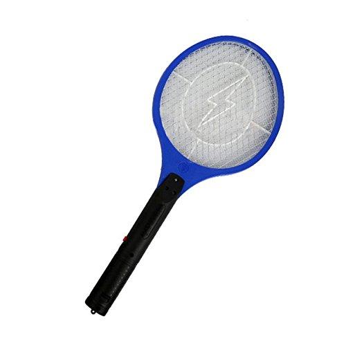 SODIAL Swatter di Zapper Wasp dell'insetto della mosca dell'insetto della racchetta di tennis dell'uccisore della zanzara