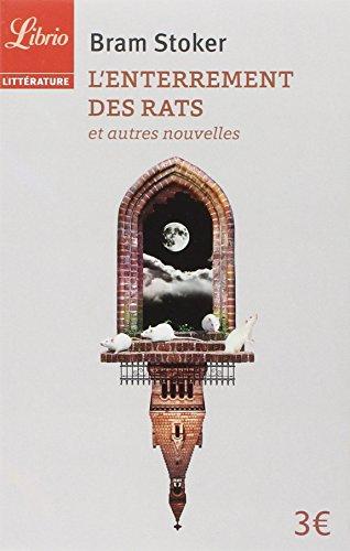 L'enterrement des rats et autres nouvelles par Bram Stoker